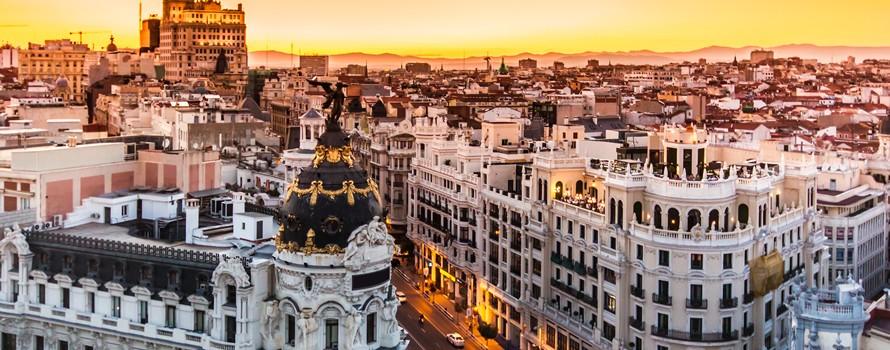 48h Chrono in Madrid