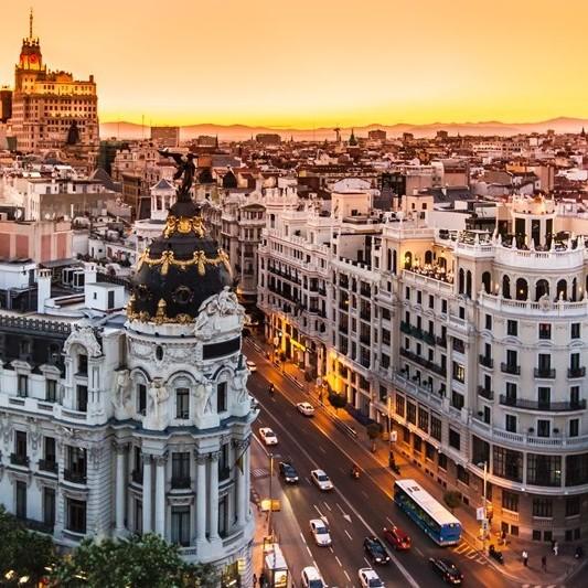 Week-end à Madrid Ritz Hotel 9