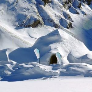 nuit en Igloo – Zermatt (1)