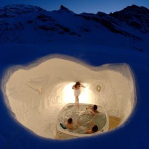 nuit en Igloo – Zermatt (3)