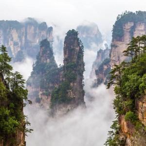 CHINE – Zhangjiajie national park  Copyright  Gil (1)