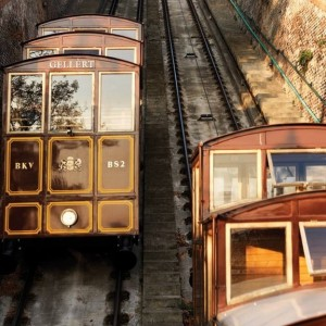Funicular to the Buda Castle