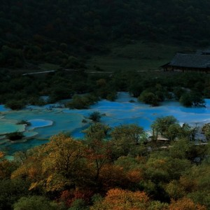Huanglong Valley 02