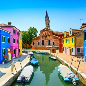 VENISE ITALIE Burano ( Copyright  StevanZZ )