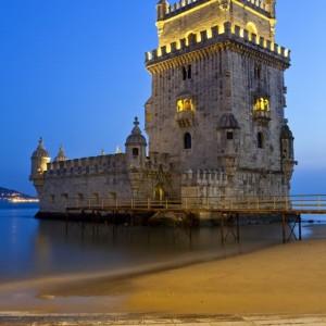 Portugal Lisbonne – tour de Bélem © Oliver Hoffmann