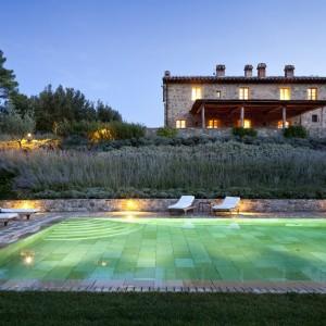 Villa Alba. Castiglion del Bosco