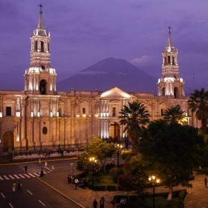 CATHEDRALE AREQUIPA © Martchan