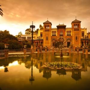 Musée des beaux arts Seville © Jose Ignacio Soto